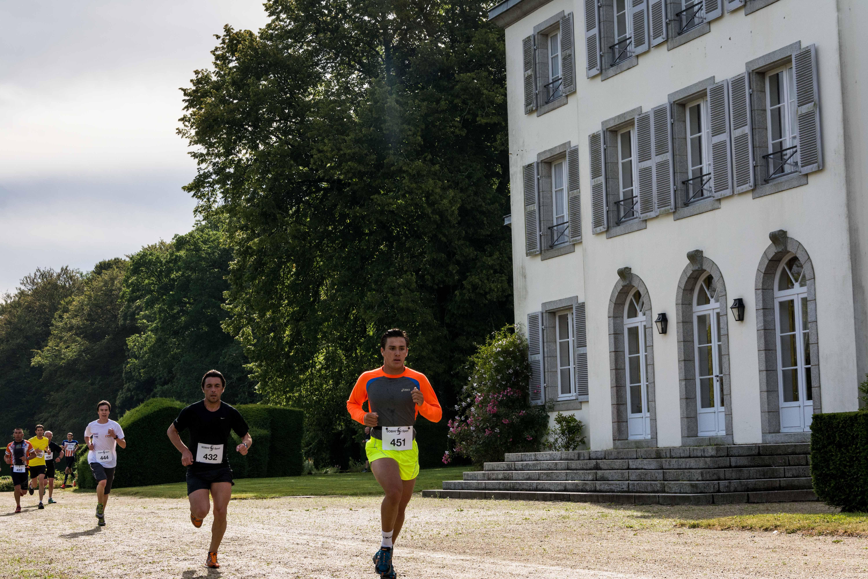 coureurs chateau